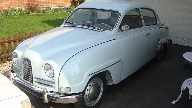 1964 Saab 96 for sale