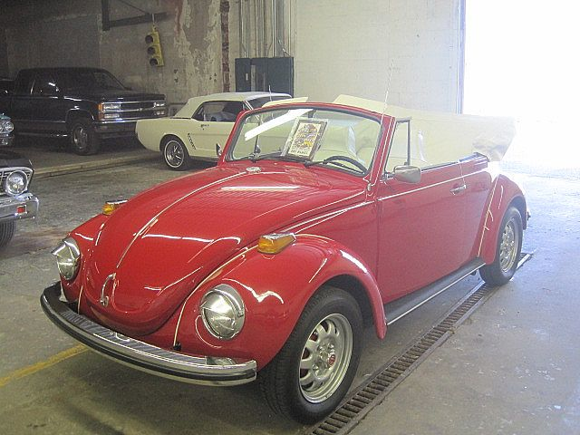 1971 Volkswagen Convertible for sale