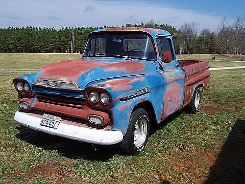 1966 Chevrolet C20 for sale