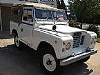 1978 Land Rover Series 3