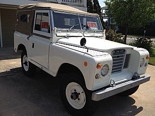 1978 Land Rover Series 3 for sale