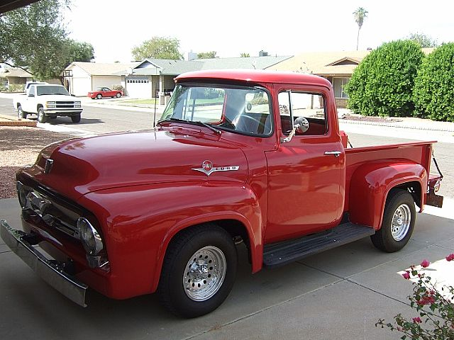 1956 Ford F100 for sale