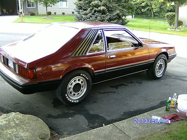1981 Ford Mustang for sale