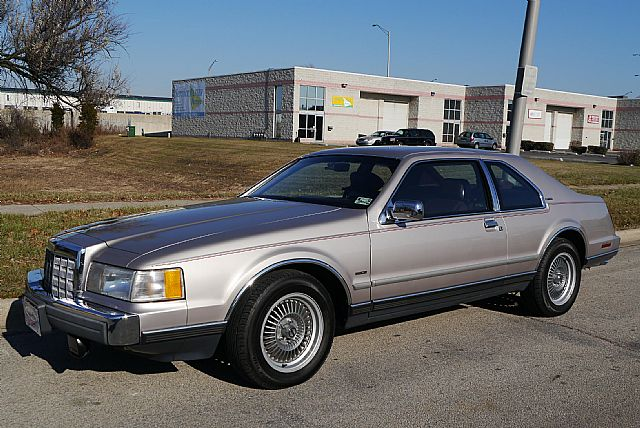 1988 Lincoln Mark VII for sale