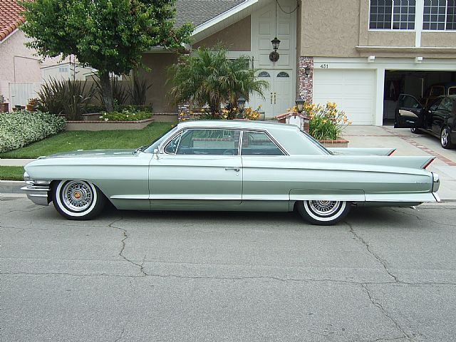 1962 Cadillac Coupe DeVille for sale