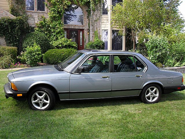 1985 BMW 735i for sale