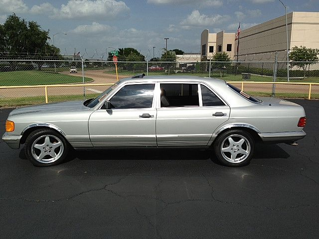 1985 Mercedes 500SEL for sale