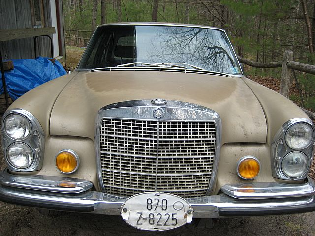 1973 Mercedes 280SE for sale