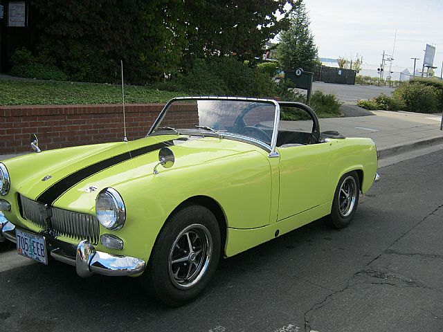 1961 MG Midget for sale