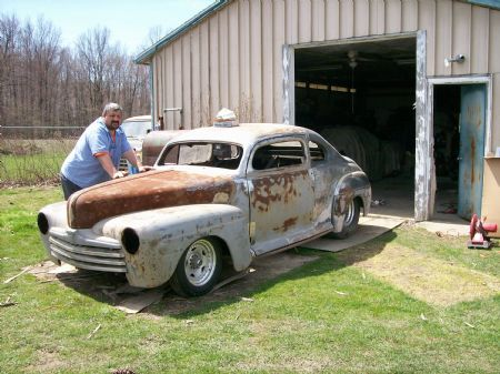1948 ford coupe for sale west salem ohio. Black Bedroom Furniture Sets. Home Design Ideas