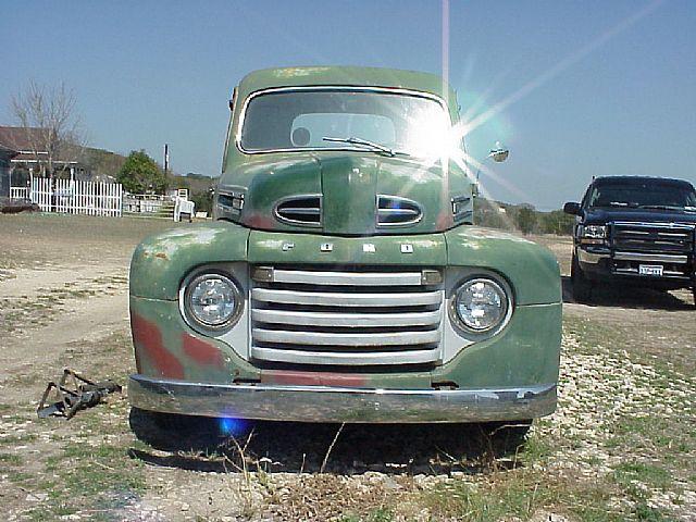 1950 ford f1 for sale kerrville texas. Black Bedroom Furniture Sets. Home Design Ideas