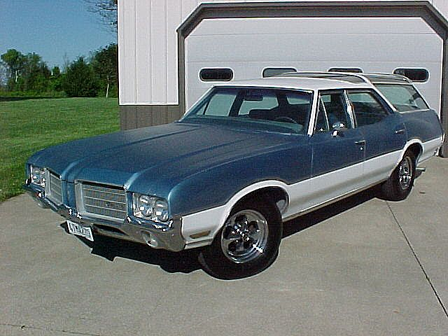1971 Oldsmobile Vista Cruiser for sale