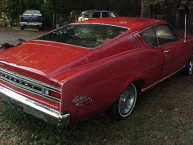1968 Mercury Cyclone for sale