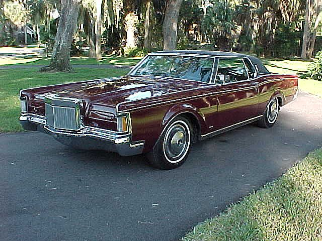 1970 Lincoln Mark III for sale
