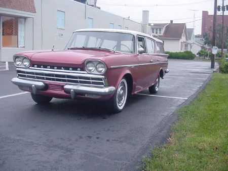 1960 AMC Rambler for sale