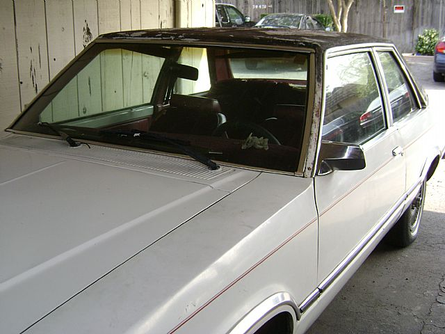 1978 Ford Fairmont for sale