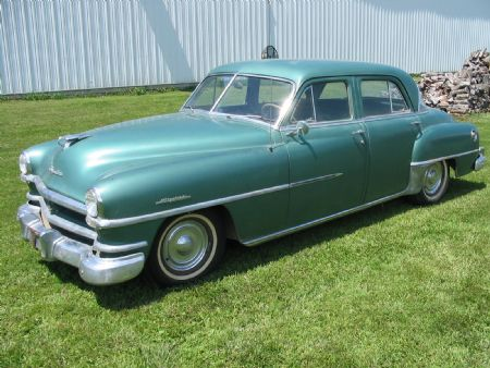 1952 Chrysler Windsor for sale