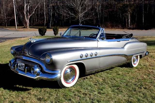 1951 buick roadmaster for sale chester connecticut. Black Bedroom Furniture Sets. Home Design Ideas