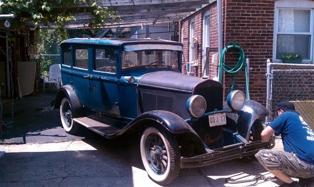 1930 Chrysler 66