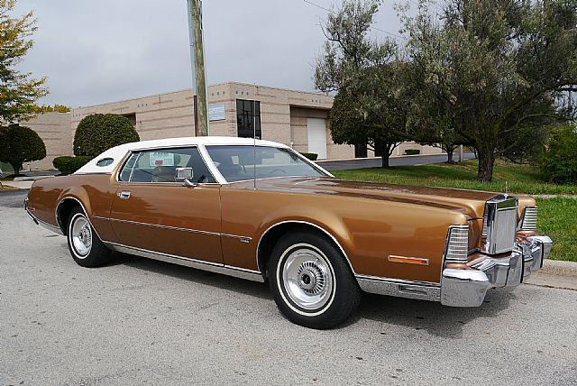 1973 Lincoln Mark IV for sale