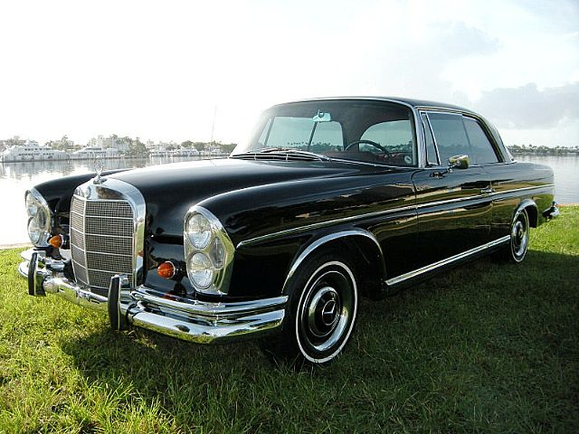 1967 Mercedes 300SE for sale