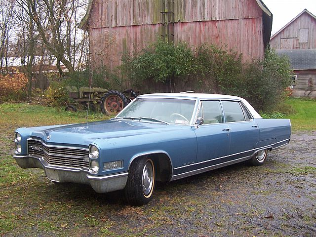 1966 Cadillac Fleetwood for sale