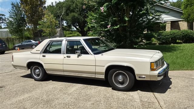 1990 Ford Crown Victoria for sale