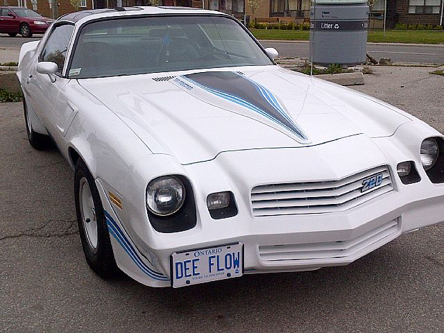 1981 Chevrolet Camaro Z28 For Sale Toronto Ontario