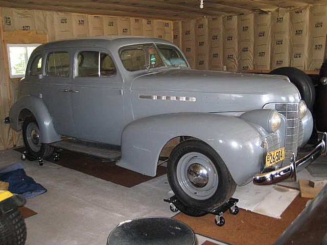 1939 Oldsmobile 60 for sale