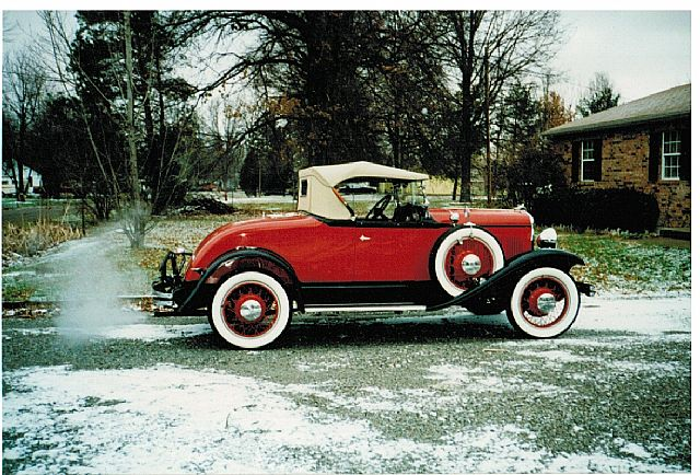 1929 Desoto Roadster for sale