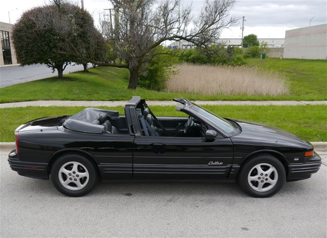1994 oldsmobile cutlass convertible for sale
