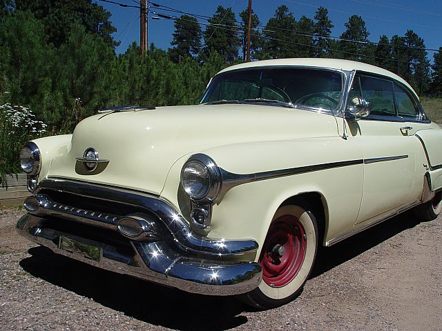 1953 Oldsmobile 98 for sale