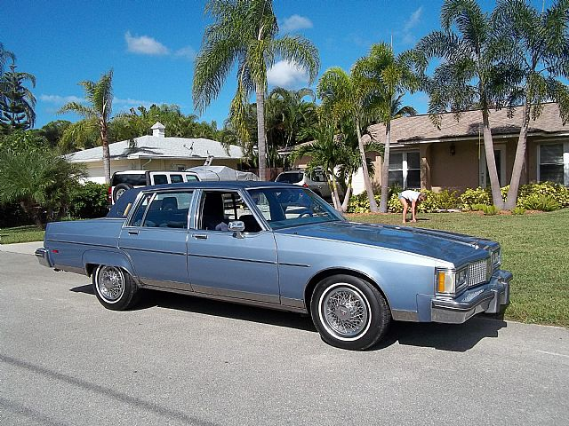 1983 Oldsmobile Ninety Eight for sale