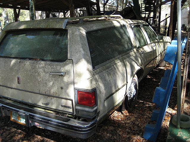 1984 Oldsmobile Custom Cruiser for sale