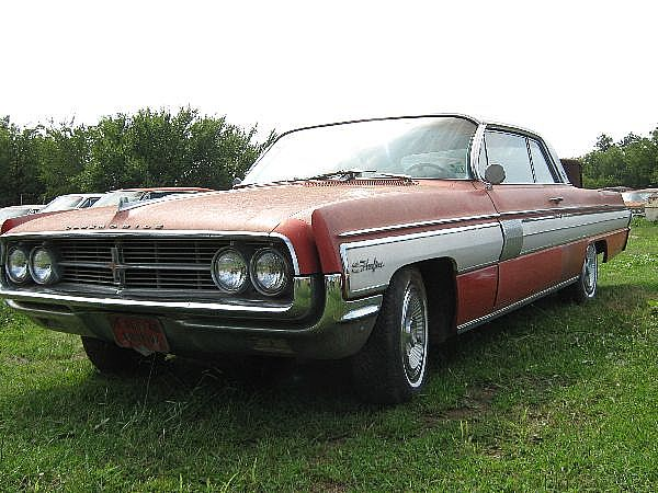 1962 Oldsmobile Starfire for sale