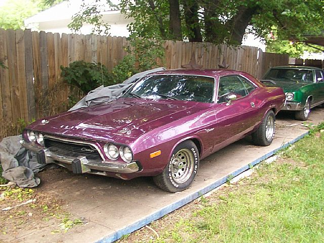 1973 Dodge Challenger for sale