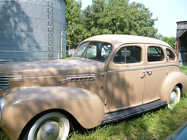 1939 Desoto Custom for sale