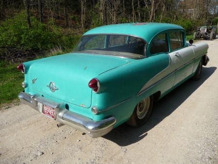 1955 Oldsmobile 88 for sale