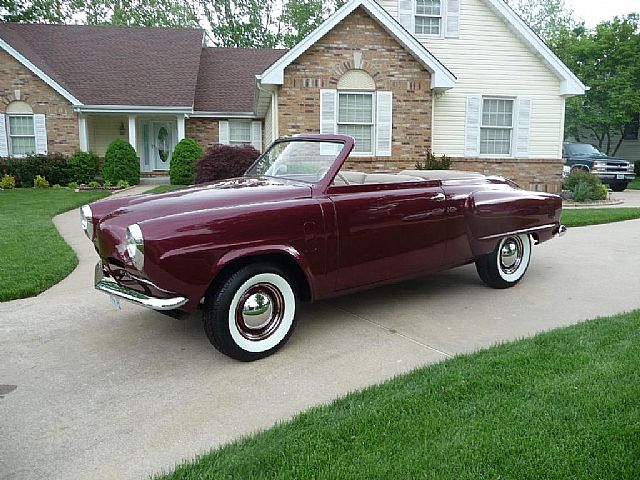 1952 Studebaker Roadster for sale