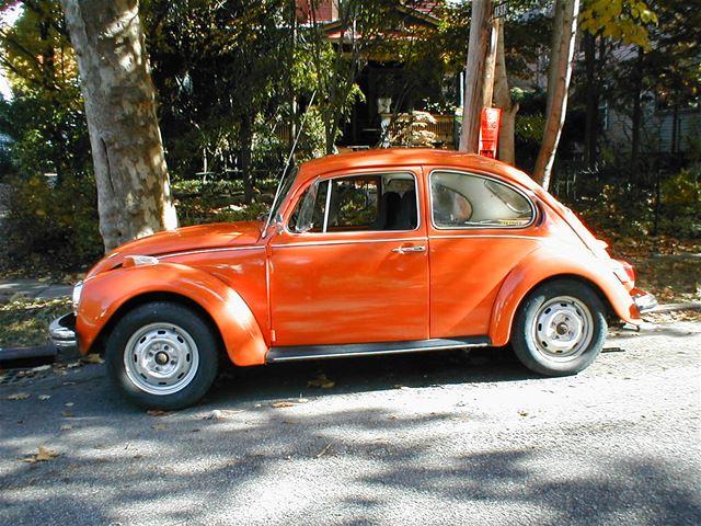 1972 volkswagen super beetle for sale cleveland ohio. Black Bedroom Furniture Sets. Home Design Ideas