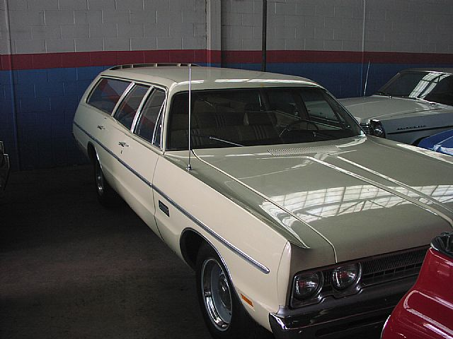 1969 Plymouth Suburban for sale