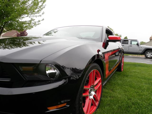 2012 Ford Boss 302