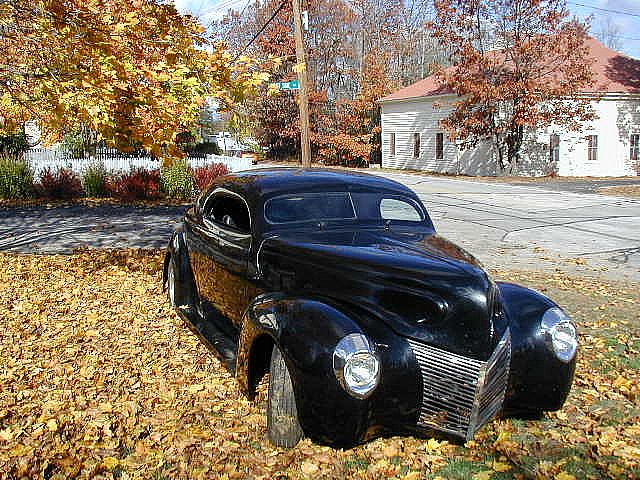 1940 Mercury Coupe for sale