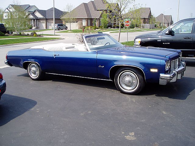 1975 Oldsmobile Delta 88 for sale