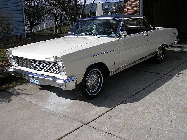 1965 mercury comet caliente for sale fenton  missouri