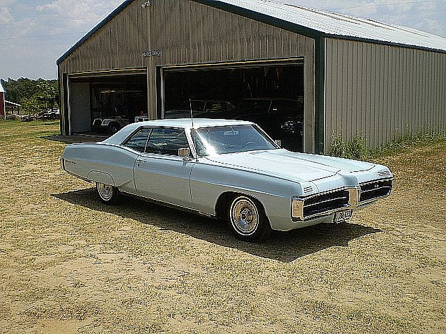 1967 Pontiac Grand Prix for sale