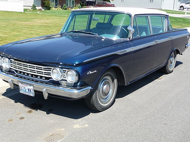 1962 Rambler Classic for sale