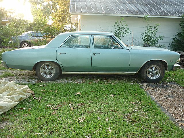 1966 Chevrolet Malibu for sale