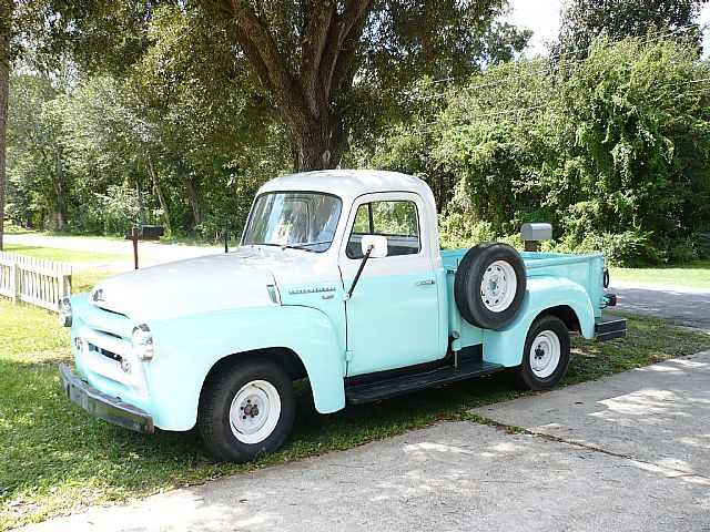 1956 International S100 for sale