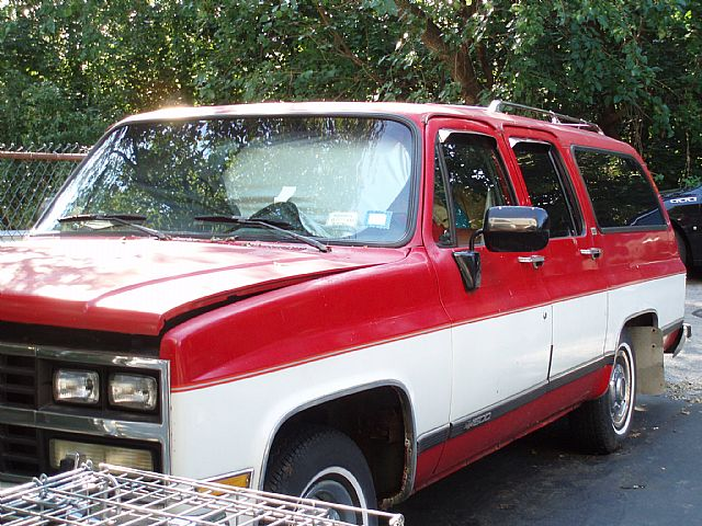1989 Chevrolet Suburban for sale